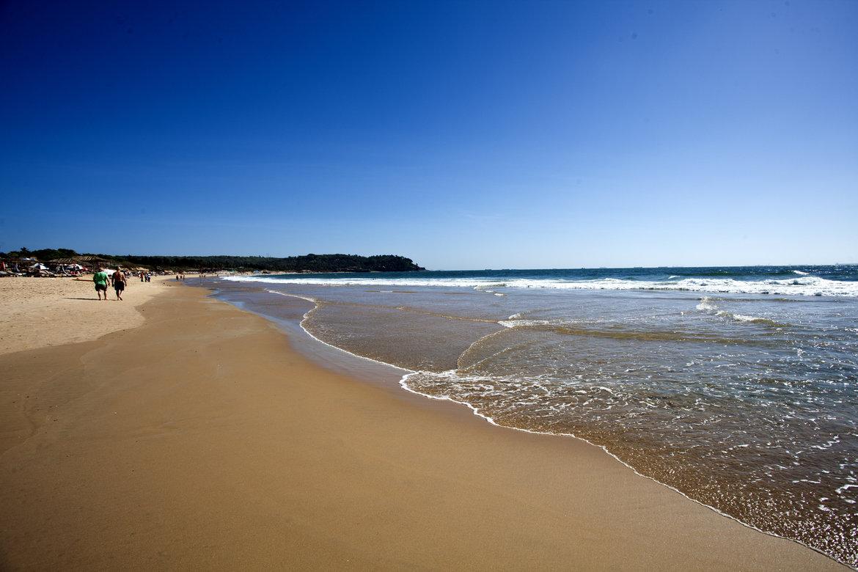 Отдых в Кандолиме, пляж