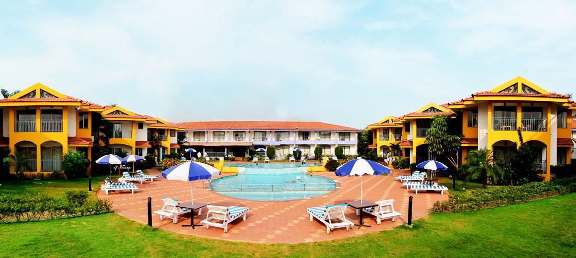 Baywatch отель в Гоа