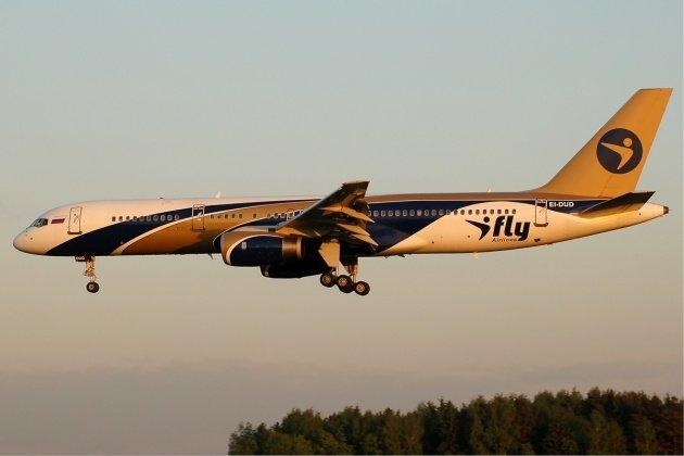 Боинг 757 авиакомпании АйФлай