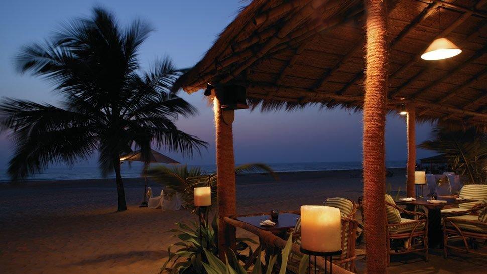 Новый Год на пляжах Гоа