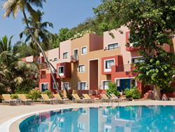 Отель Cidade De Goa Beach Resort