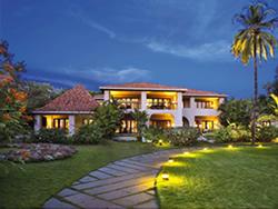 Отель Leela Goa