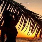 betalbatim india goa beach sunset