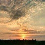 candolim india goa beach sunset beautiful