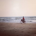 majorda india beach trip