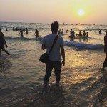 @instagram: #goa #baga #palmarinha #Karypanti 24.2.17