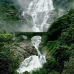 dudhsagar goa falls