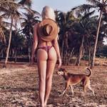 @instagram: Южный Гоа ????Это романтика и спокойствие.Неповторимая природа,шум волн, приливы,отливы,закаты и пляжи с белым песком.Полная свобода передвижения и выбора.Здесь нет шумных вечеринок,толпы и гонки,здесь вообще не нужно никуда торопится. Простор и забвение.