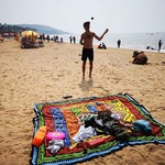anjuna india goa