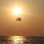 @instagram: #india #goa #varca #lindamonavacay #sunset #sailing