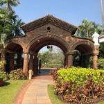 @instagram: Resort Marinha Dourada #marinhadourada#goa#serene#resort#arpora#nofilter