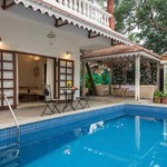 @instagram: Private villa life in Goa????  Acasa Amore - @acasahospitality