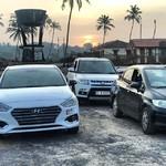 @instagram: #hundai #hondacity #marutisuzuki #breeza #colva #beachvibes #southgoa