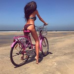 @instagram: Да она просто не рожала!  #wildchild #ocean #india #cavelossim #cavelossimbeach #southgoa #goalife #mobor #moborbeach