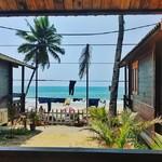 @instagram: Passare la vita ad ascoltare il mare.. #seaview #goa #palolem #beach #india #travelpicsdaily