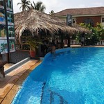 @instagram: Pool bar #arpora #Goa #india