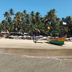 @instagram: Little slice of heaven ???? #goa #beachlife #india #palolem #palolembeach #goaindia #india_clicks