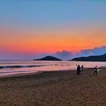 @instagram: #PalolemBeach #Sunset #Goa #India #SouthGoa #Palolem #Beach #Sundown #Evenings #BeachLife #GoaLife #BoomDraw