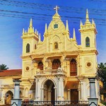 @instagram: St Anthony Church #goa #india #siolim #church