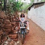 @instagram: Окончательно оГОАнилась, ну или оГОАшилась????️ #безработнобеззаботно #goa#arambol#mandrem#гоа#азия#арамболь#доманесидим#путешествия#travel