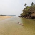 agonda india goa beach summer