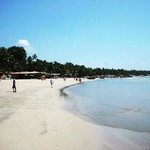 @instagram: Palolem Beach, India. November 2005. #palolem #palolembeach #goa #india #beach #tropical #sea #shore #sand #palm #palmtrees