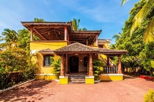 4 bedroom villa in Morjim