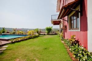 Вилла Nerul Residency — Аренда вилл в Неруле