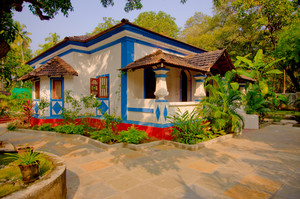 Casa Anjuna — Аренда в Anjuna