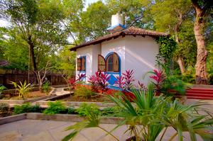 Casa Rosa — Аренда в Anjuna