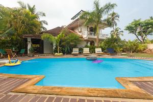 Вилла Beach Palms — Аренда вилл в Кандолиме