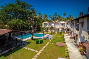 Вилла Residential Complex — Аренда вилл в Anjuna