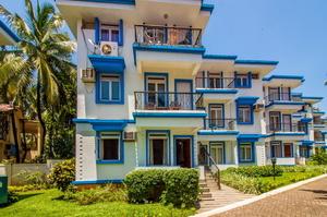 Квартира Palm — Аренда квартиры в Бенаулиме