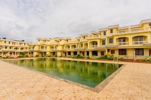Fully furnished flat with pool — Аренда квартиры в Бенаулиме