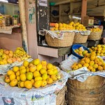 Фрукты в Гоа: манго, арбузы, ананасы, бананы