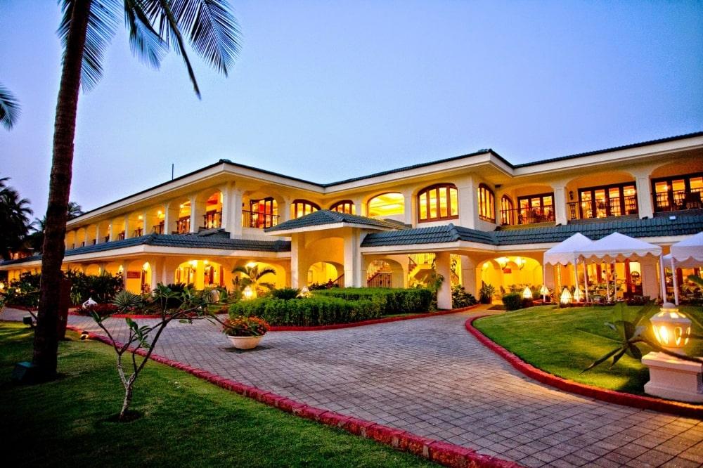 Taj Exotica Goa