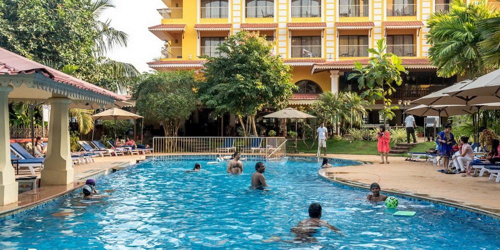 Отель Фортуна Регина в Кандолиме