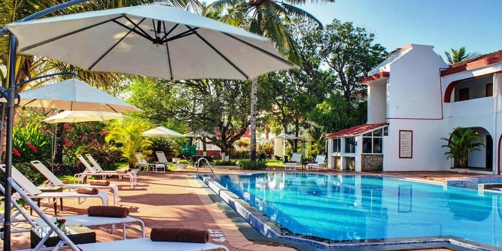 Пляжный Отель Longuinhos в Колве