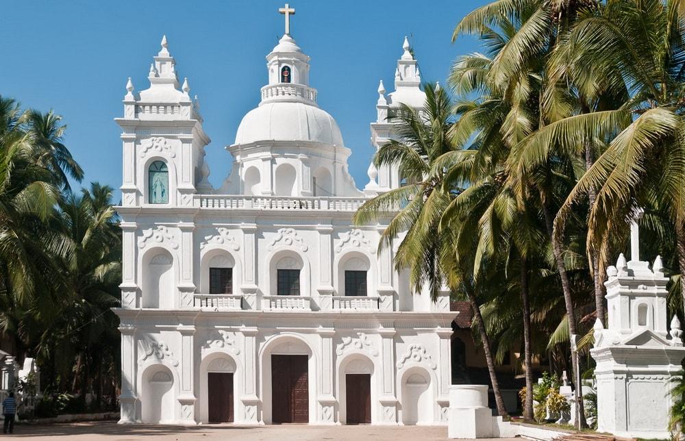 Церковь Святого Алекса в Калангуте