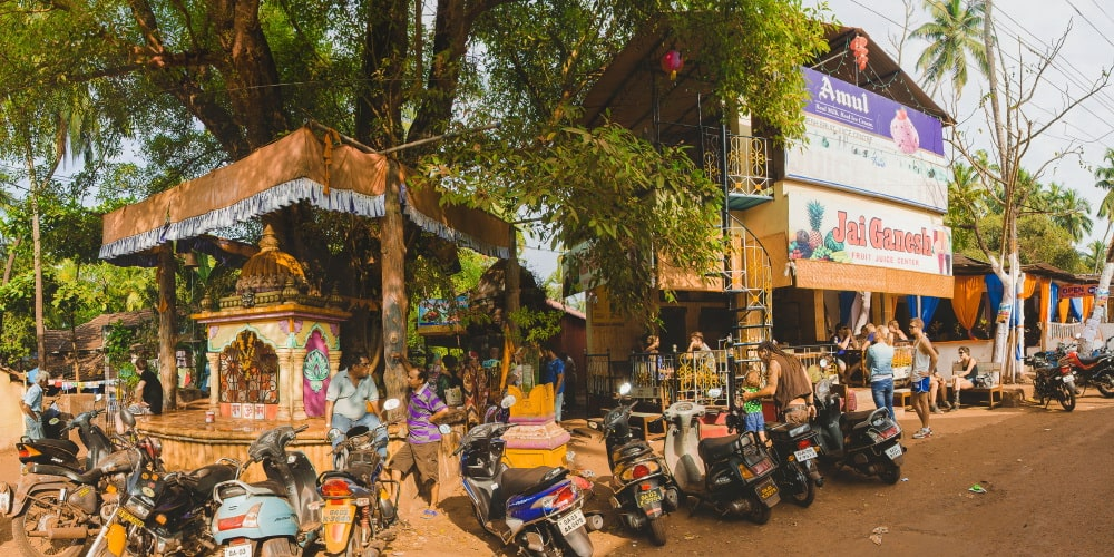Джус-центр в Вагаторе Jai Ganesh Джай Ганеш